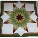 corso di patchwork Stella di Betlemme